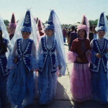 Khazakh Girls