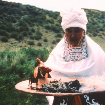Kazakh Ritual