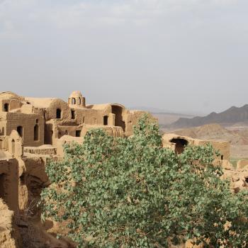 Ancient Mudbrick Town, Kharanaq