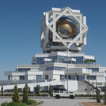 Ashgabat City Centre