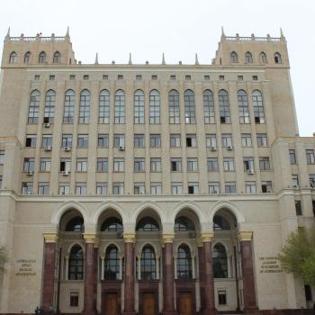 Azerbaijan National Academy of Sciences, Baku