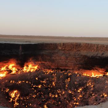 Darvaza, Gate to Hell, Turkmenistan