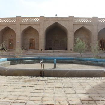Kharanaq Caravanserai